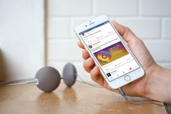 Con Music Stories compartirás  tu música favorita en Facebook