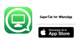 App Store: Supertab for WhatsApp (WhatsApp para iPad)