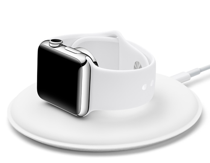 Base Dock de carga magnética para el Apple Watch