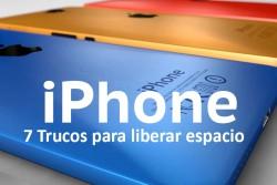 7 trucos para liberar espacio en el iPhone