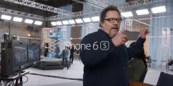 Hey Siri con Jon Favreau es el último vídeo del iPhone 6S