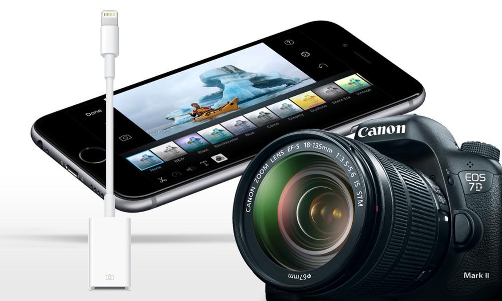 iOS 9.2 permite importar imágenes directamente en tu iPhone