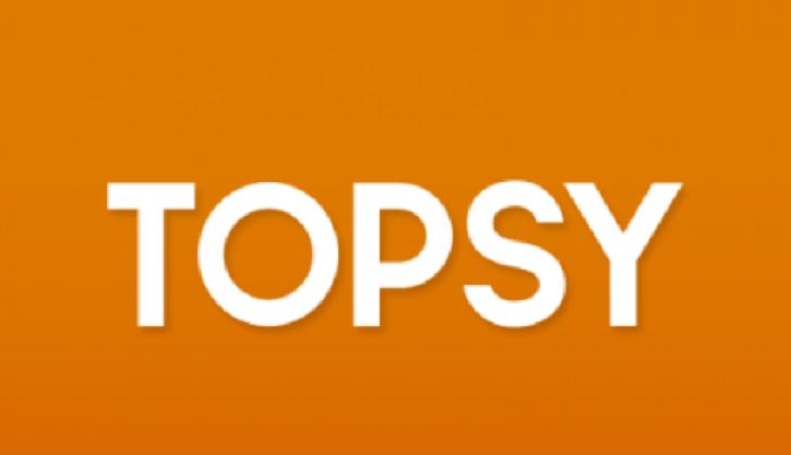 Apple cierra Topsy a dos años de su compra