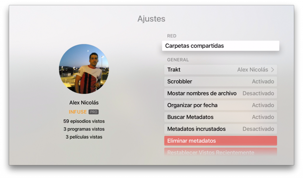 Infuse 4
