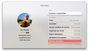 Infuse 4 para Apple TV se actualiza