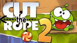 Cut the Rope 2 es la App gratis de la semana