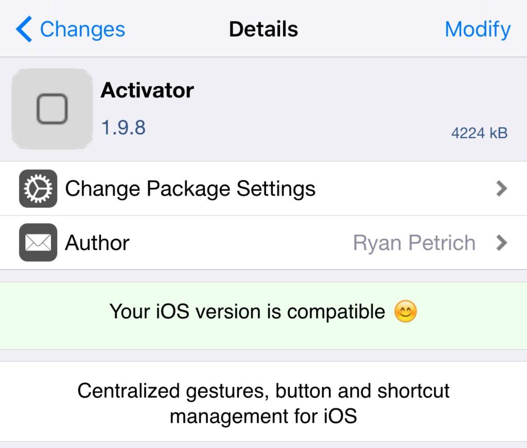 Activator 1.9.8 disponible con montones de novedades