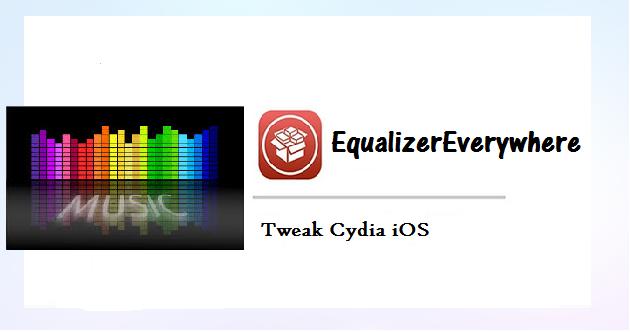 Cydia Tweak: EqualizerEverywhere
