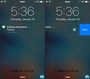 ForeverNotification, notificaciones en pantalla de bloqueo más tiempo