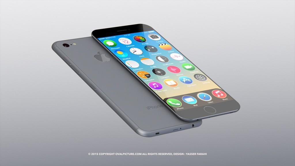 Rumor: iPhone 7 Plus vendría con batería de 3100 mAh