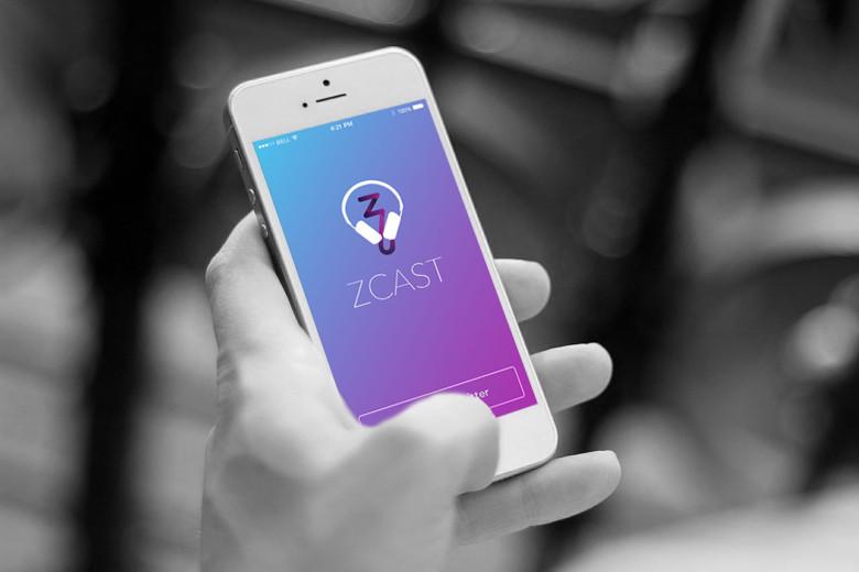ZCast un nuevo concepto de Podcast