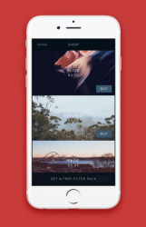 Infuse – Video Filters para iOS simple y efectiva