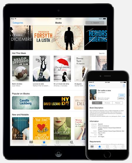 Apple pagará 450 millones de dólares por fijar el precio de los e-books