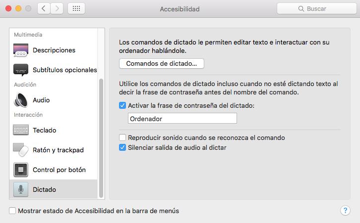 Siri en Mac