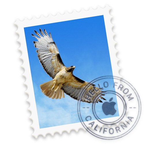 Mail, atajos de teclado