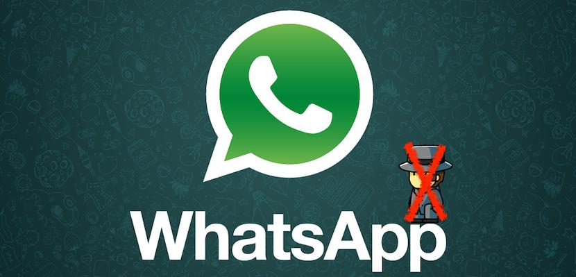 iPhone con jailbreak… Hoy disponemos de conversaciones cifradas en Whatsapp