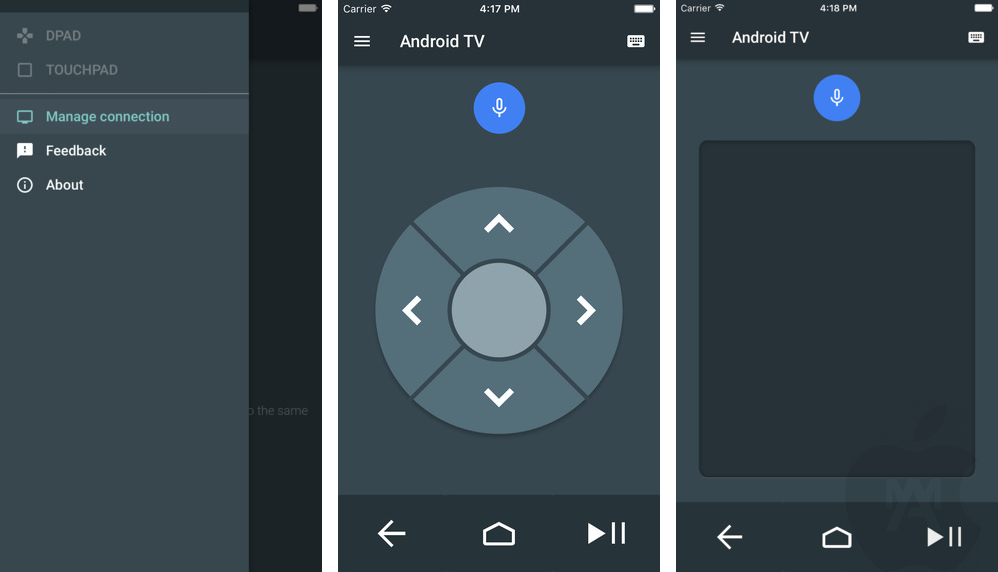 iOS y Android TV ya son compatibles