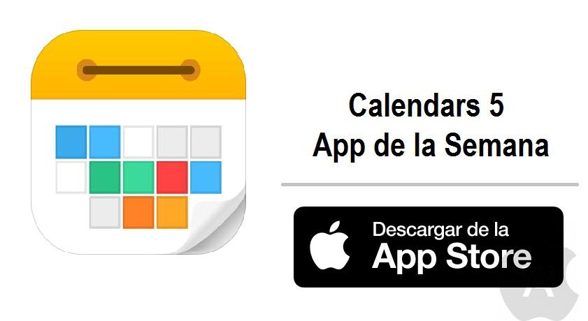 App Store: Calendars 5 (App de la Semana)