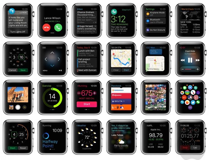 Secretos de uso del Apple Watch