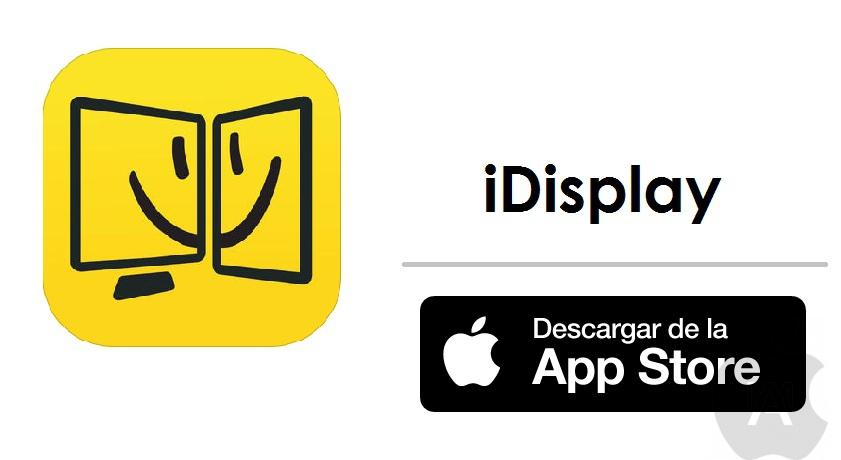 App Store: iDisplay (Hoy Gratis)