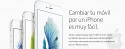 Trade up de Apple ya disponible en España