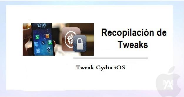 Recopilación de Tweaks de Cydia