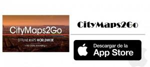 Obtén CityMaps2Go en su versión Premium… Corre que vuela!!!