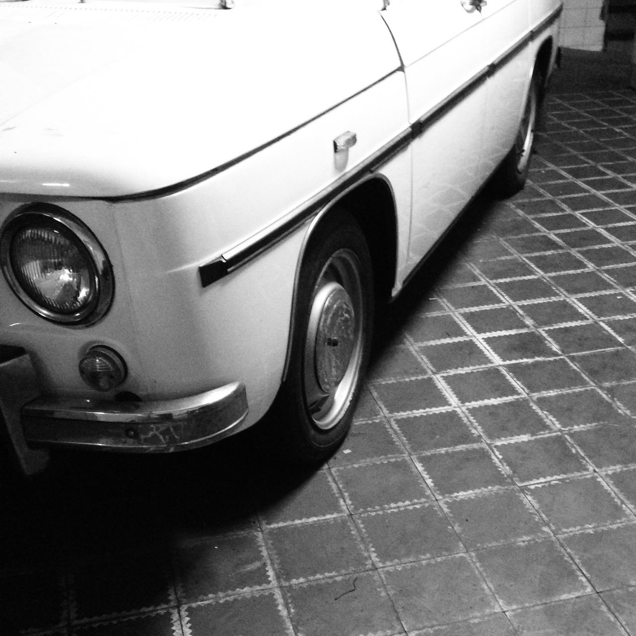 Mostrar coche aparcado