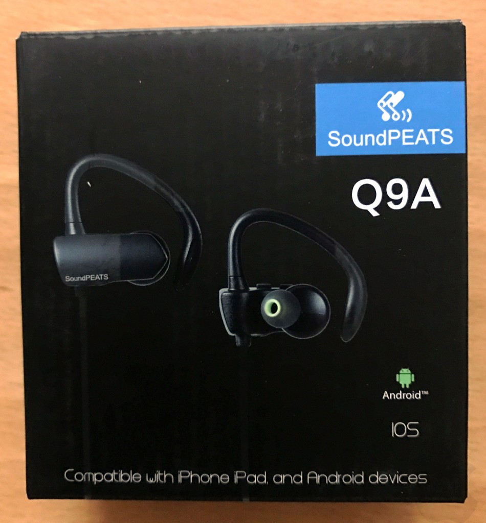 Auriculares Bluetooth Q9A de SoundPeats