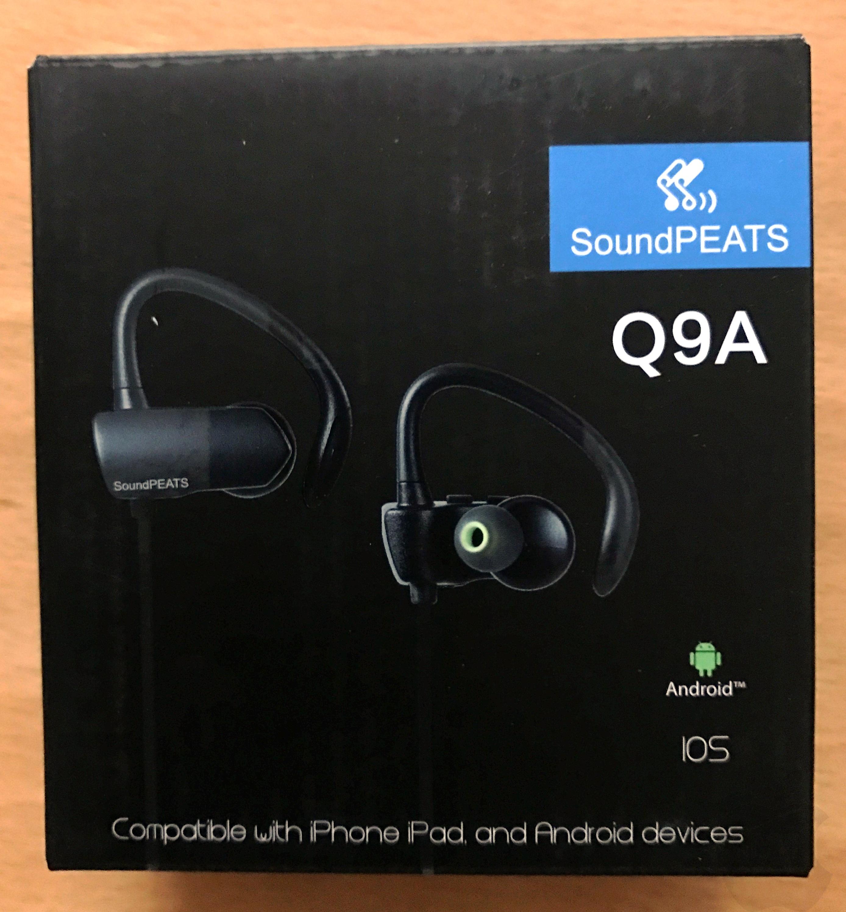 Auriculares Bluetooth Q9A de SoundPeats
