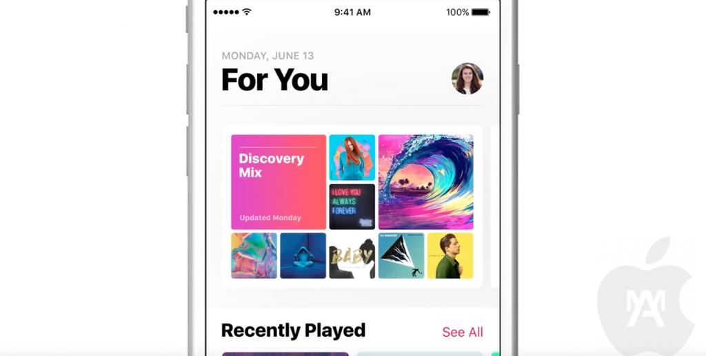 Nuevo vídeo para relanzar Apple Music con las novedades de iOS 10