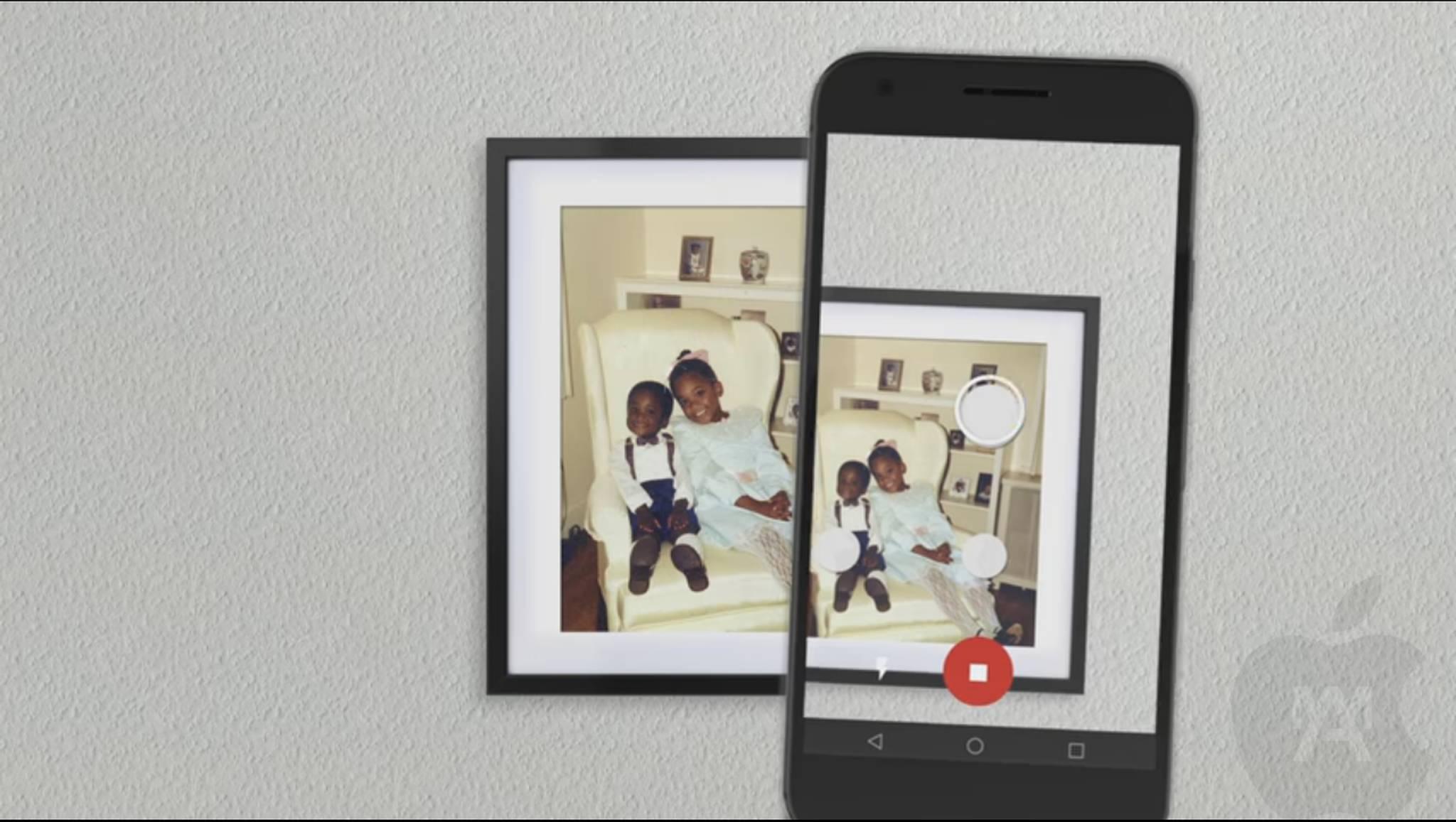 Con Google PhotoScan rescatarás tus viejas fotos del desván