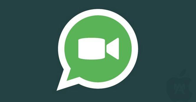 videollamada con WhatsApp