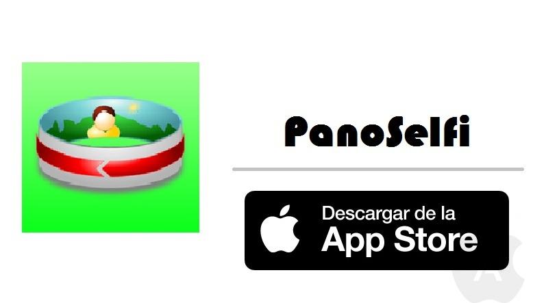 App Store: Selfies Panorámicos con PanoSelfie