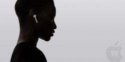 Los AirPods disponibles en la Apple Store para el 20 de diciembre