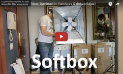 Características Softbox iluminación (ventajas & desventajas)