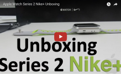 Apple Watch Series 2 Nike+ Unboxing