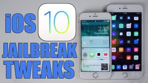 Listado de Tweaks compatibles con iOS 10
