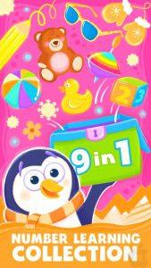 Convierte las matemáticas en un juego de niños con  Animal Math Toddler