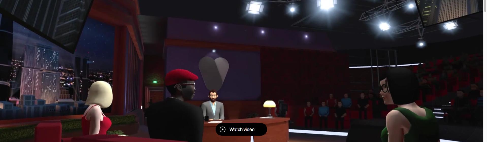 vTime une la realidad virtual con las redes sociales