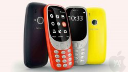 Nokia 3310 la novedad más relevante del MWC 2017