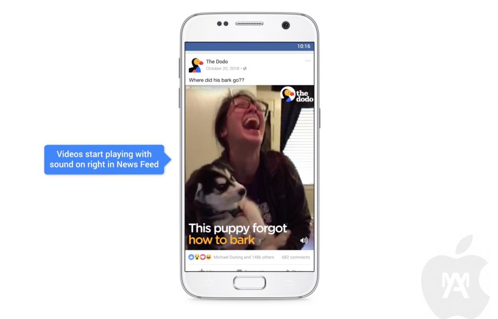 Los vídeos en Facebook tendrán cambios importantes