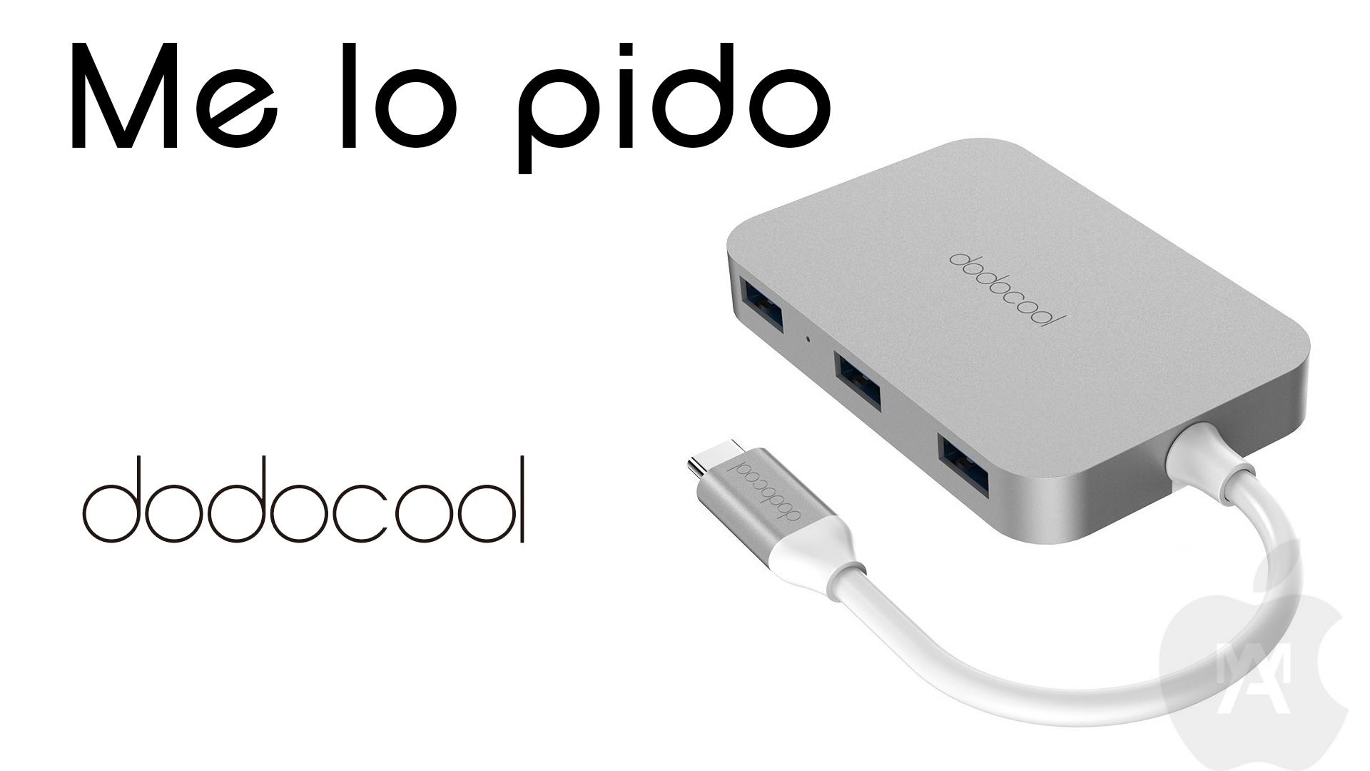 Dodocool hub USB-C