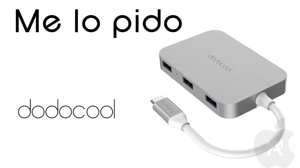 Me lo pido #5: dodocool Hub USB-C