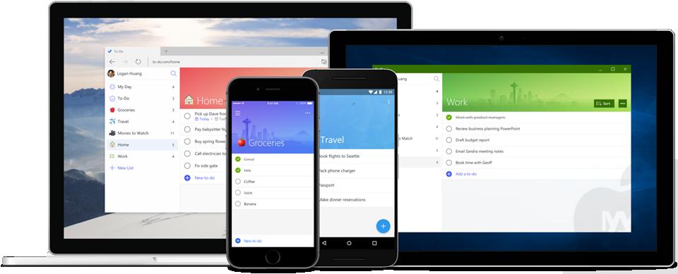 Microsoft To-Do condena a la desaparición a la app Wunderlist