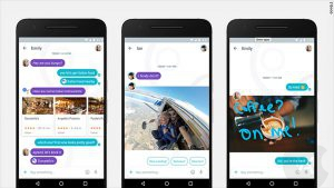 Allo la app de mensajería de Google te permitirá hacer una caricatura a partir de un selfie