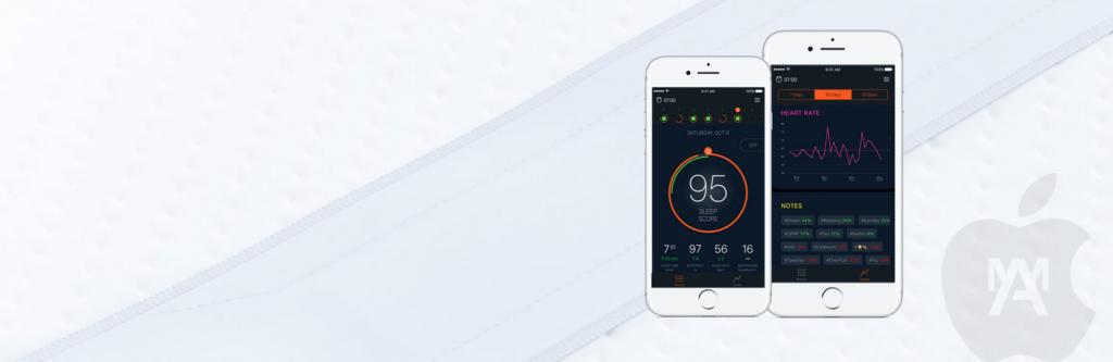 Beddit la última compra de Apple para controlar nuestro tiempo de sueño