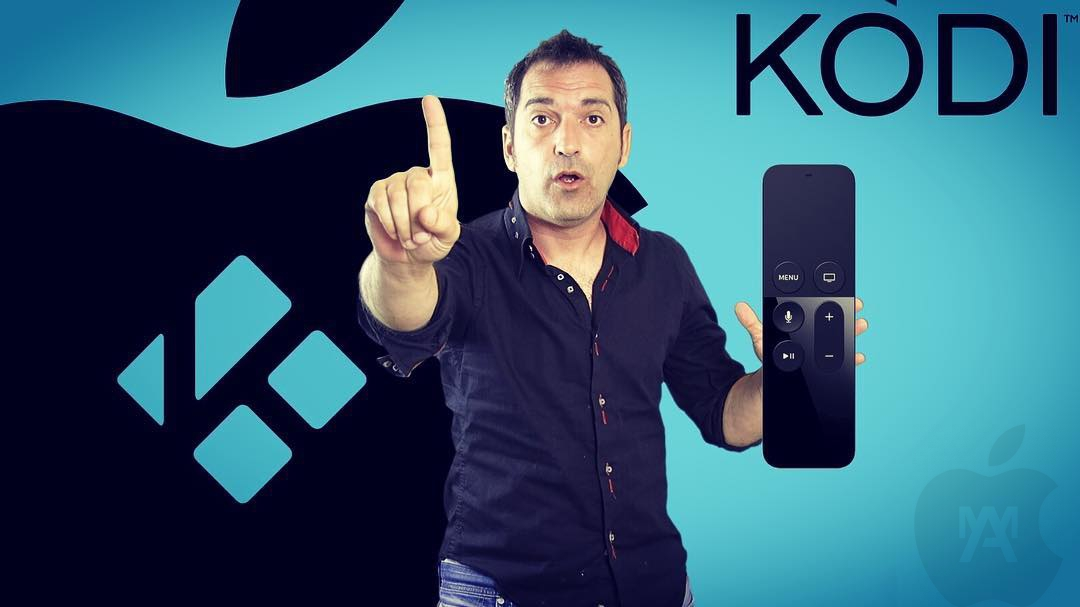 Kodi en Apple TV 4 1 año sin jailbreak (Mac)