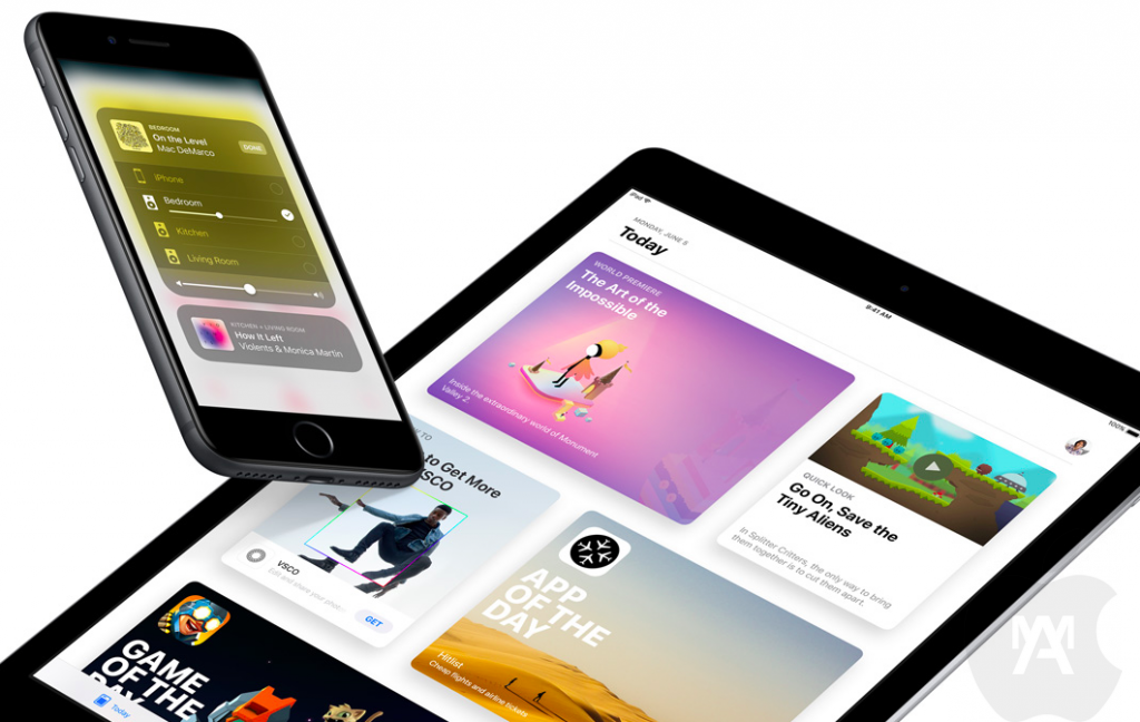 Aquí están los dispositivos compatibles con iOS11