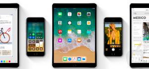 iOS 11 y sus novedades